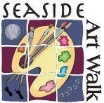 Seaside art Walk logo