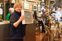 Artist Rosemary Klein