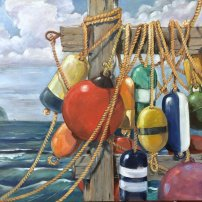 Buoy Composition/ Paul Brent